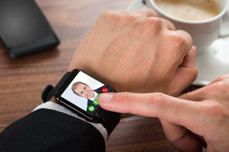 smartwatch American wearable technology market