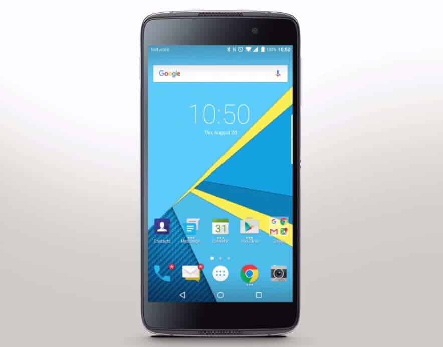 BlackBerry DTEK50 is high on security but low on battery life