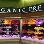 USDA qr code labels GMO food organic