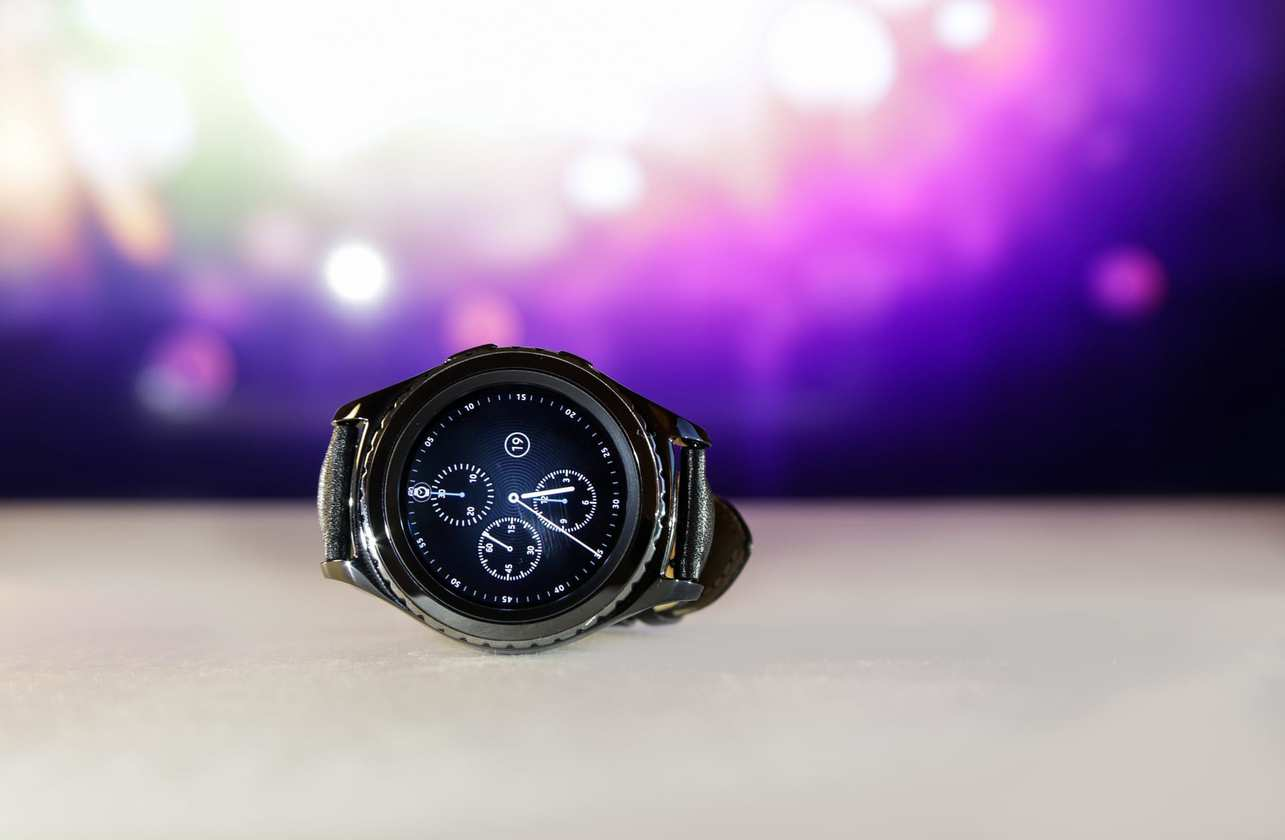 Samsung Gear S2 smartwatch bands