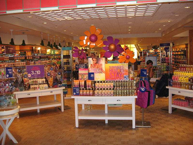 QR code lawsuit aimed at Bath & Body Works for patent infringement