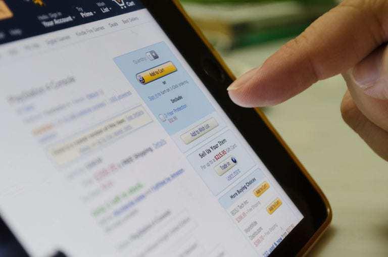 tablet m-commerce apps