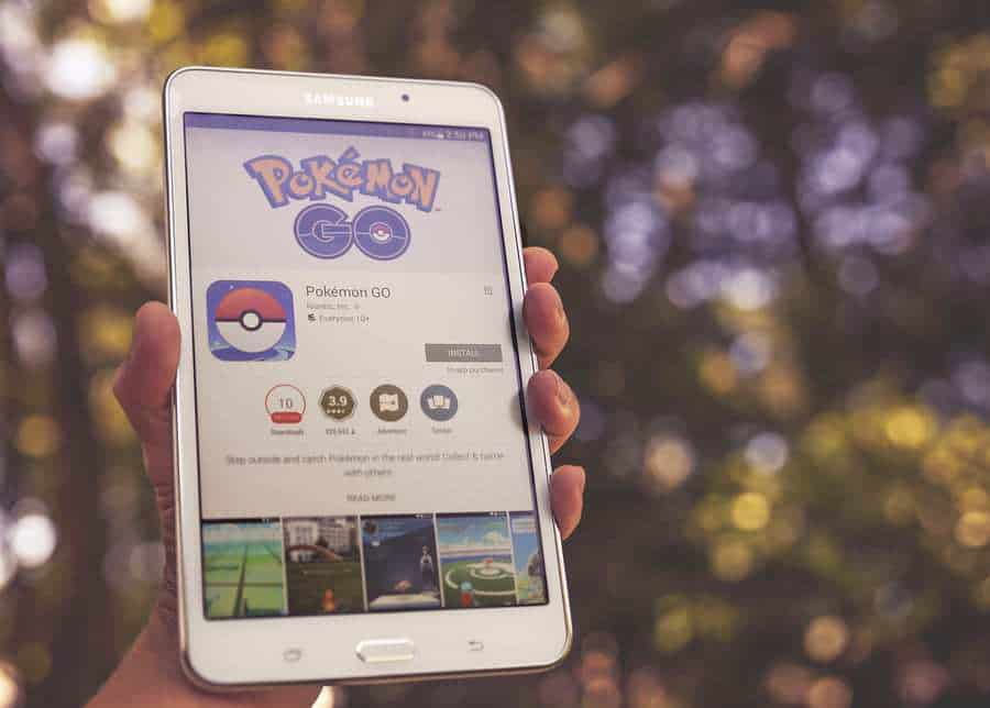 Android Pokemon Go augmented reality market