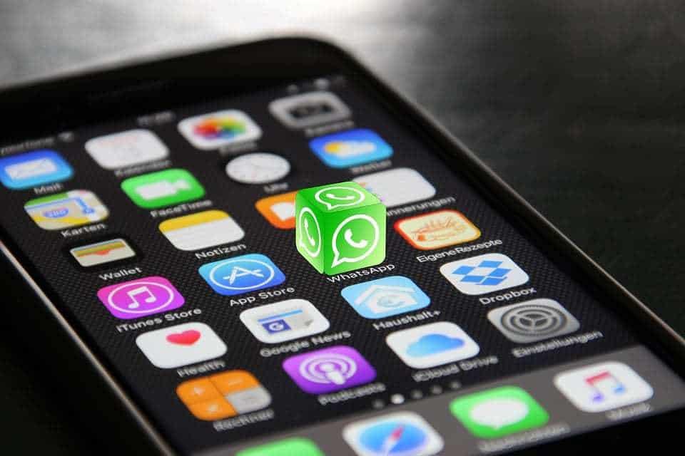 whatsapp mobile app security