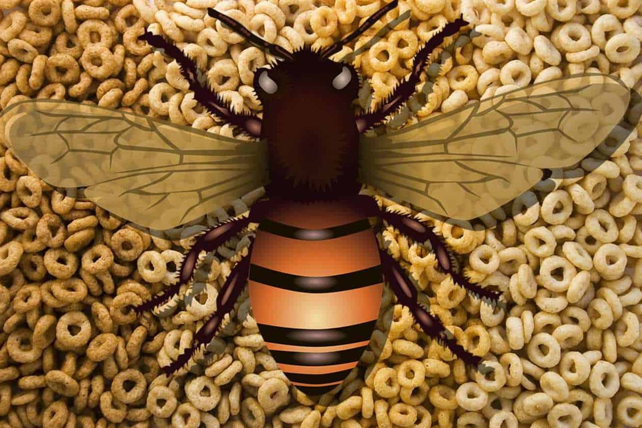 Cheerios social media marketing campaign aims to use cereal to #BringBackTheBees