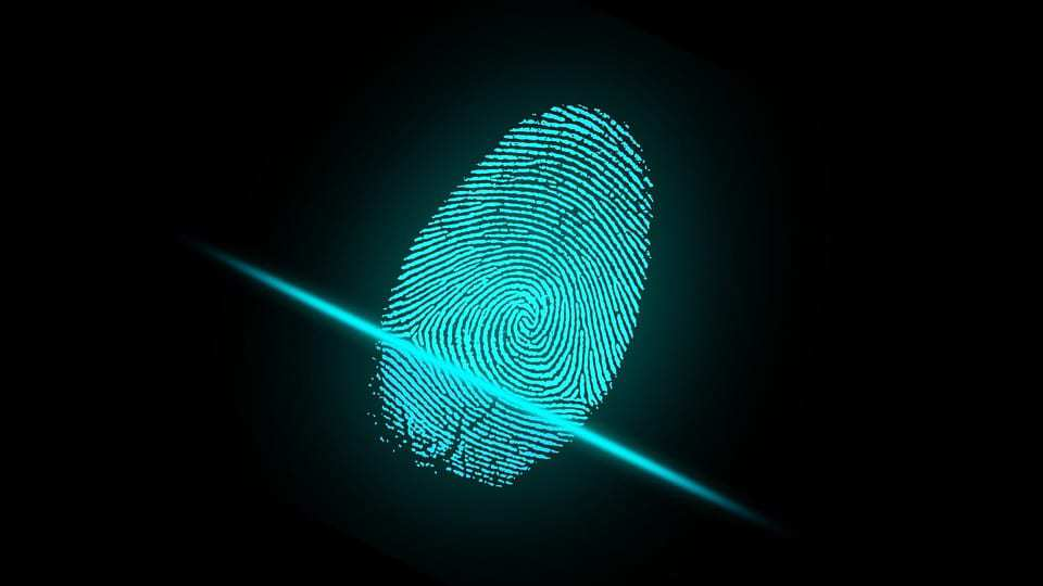 fingerprint scanner iPhone 8