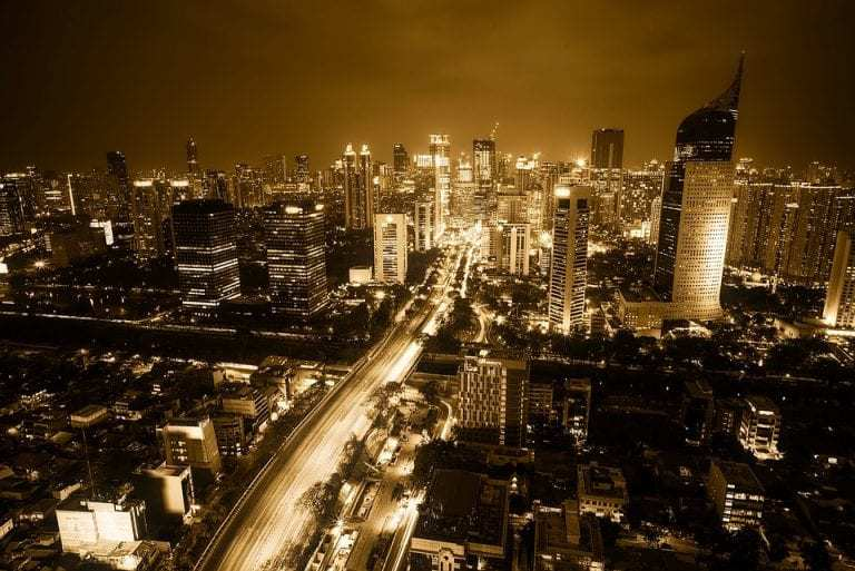 jakarta indonesia mobile commerce marketplace