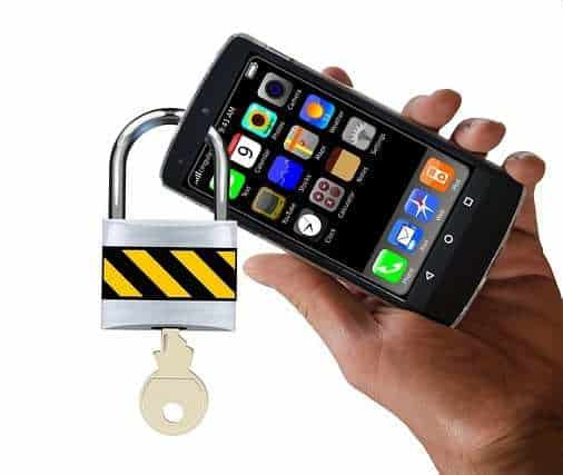 mobile security level threats