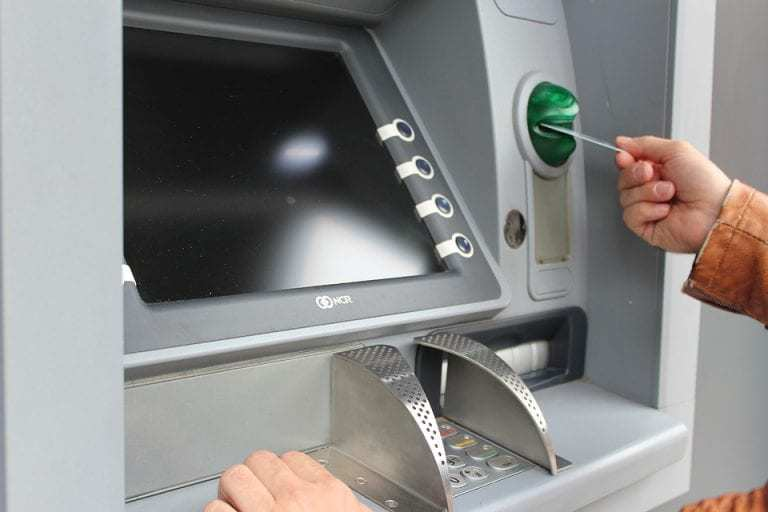 ATM mobile payment technology