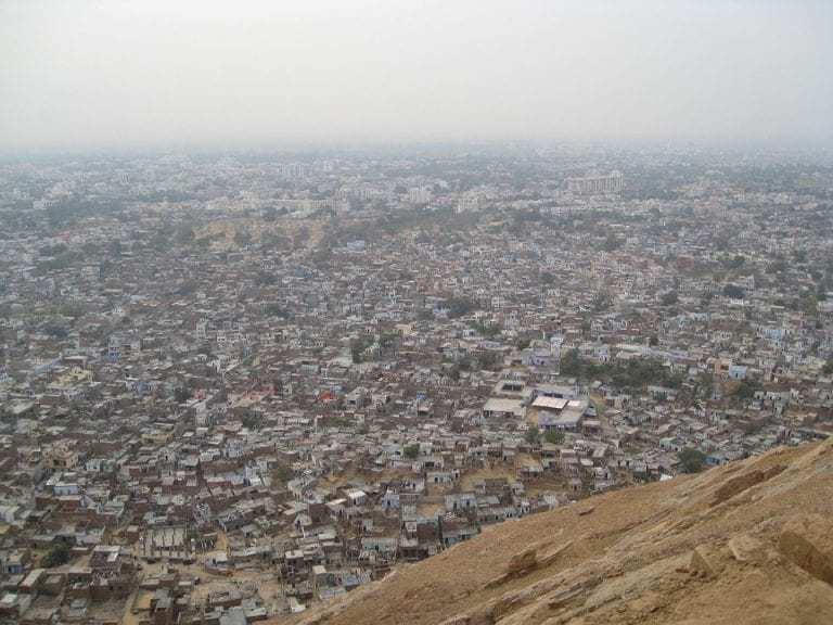 Jaipur city india unique qr codes