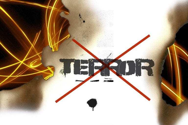 Terrorist social media marketing