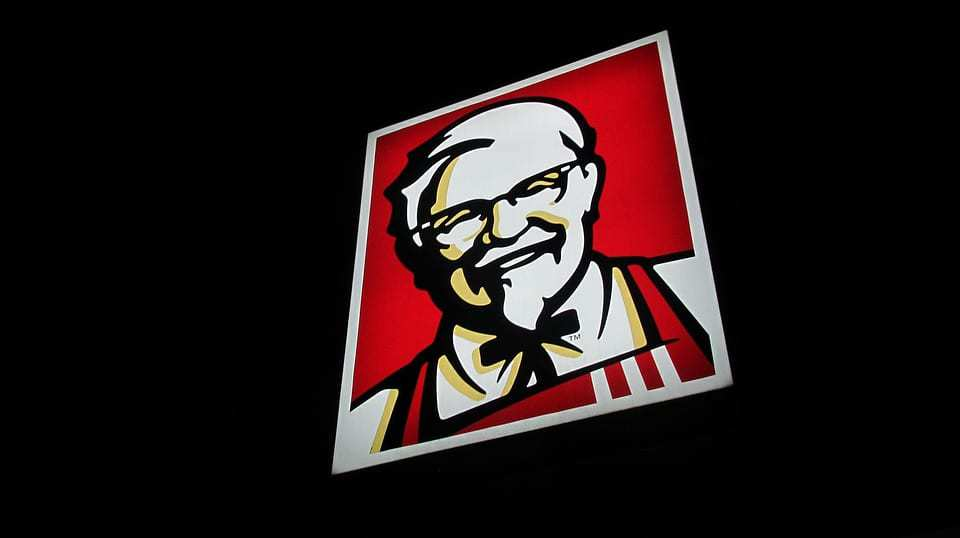 KFC teams up with Huawei to release limited edition smartphone
