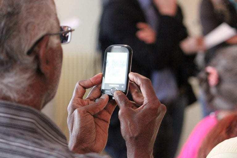 senior phone T-mobile baby boomer phone service