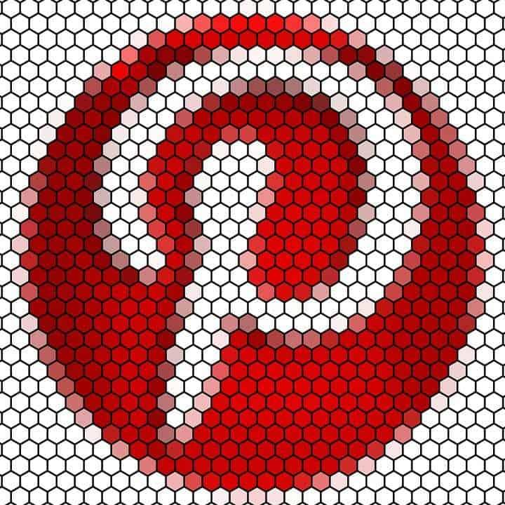 pinterest qr code