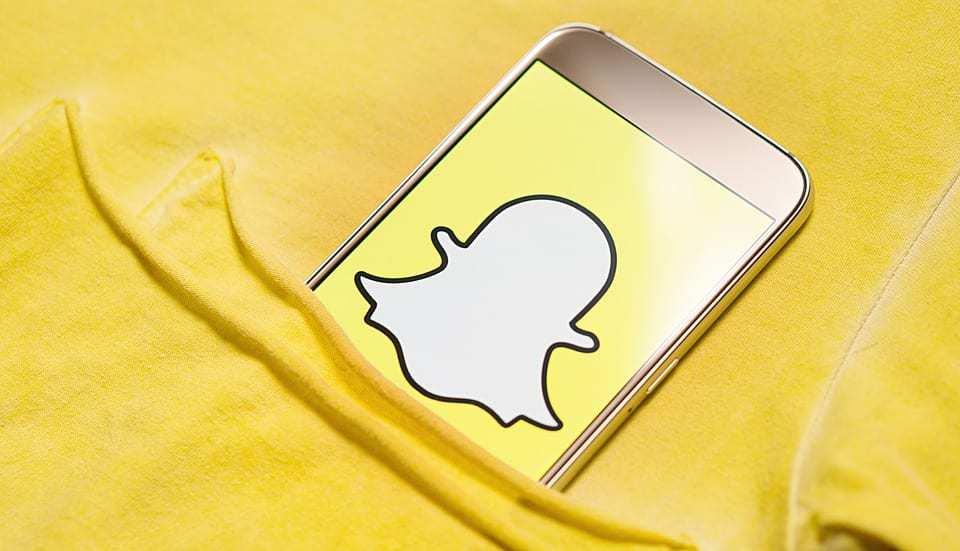 snapchat app snap shares