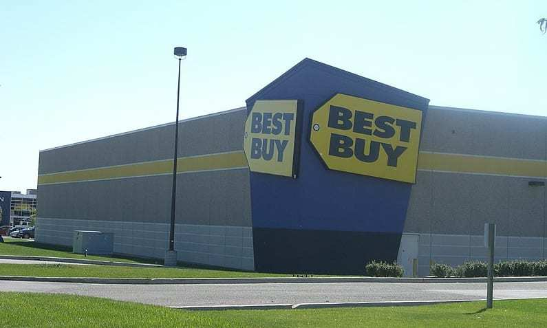 Best Buy mobile stores - Image of Best Buy Store