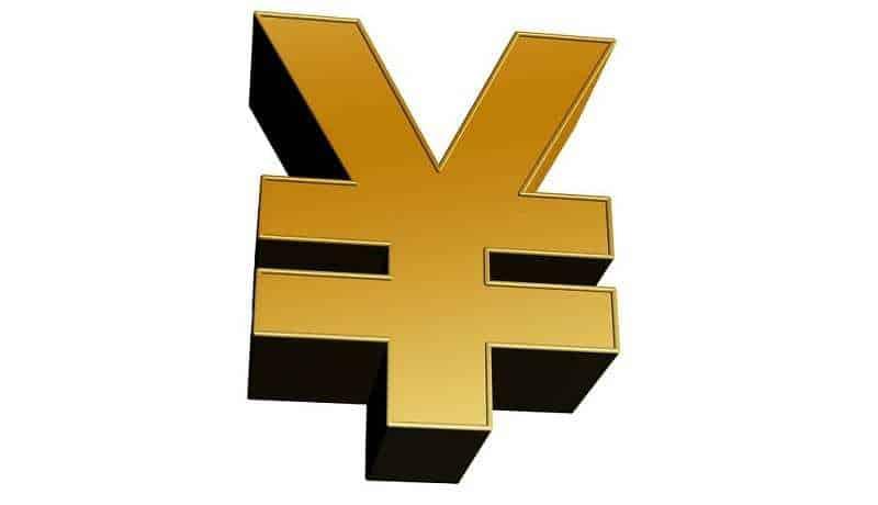 QR code based payments - Yen symbol