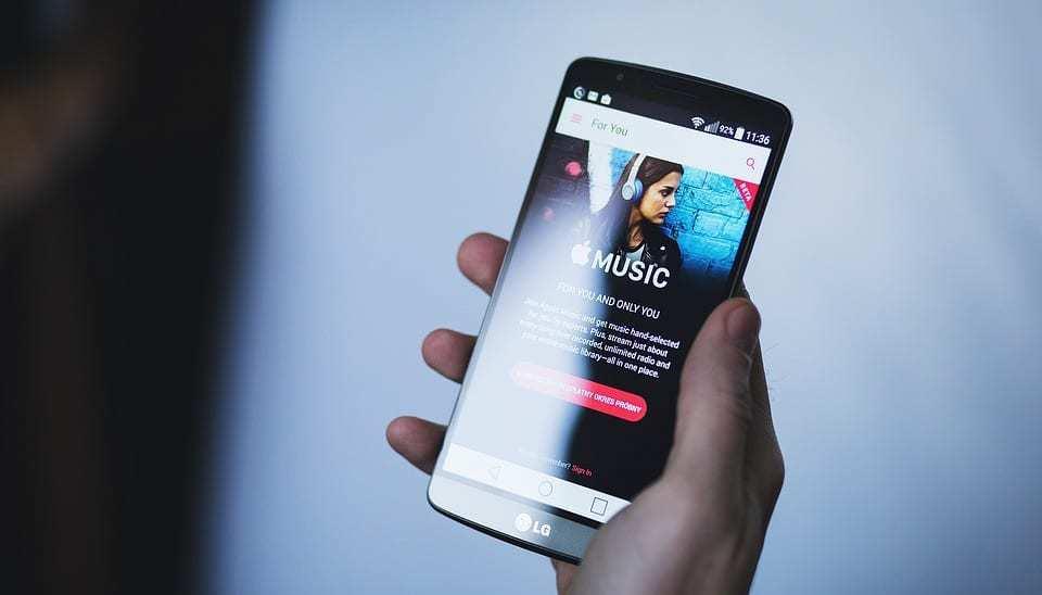 Apple Music Growth - Apple Music App on Android Phone