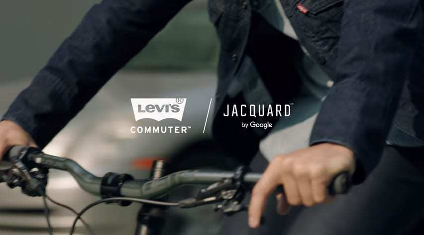 Connected Jacket - Levi's and Project Jacquard