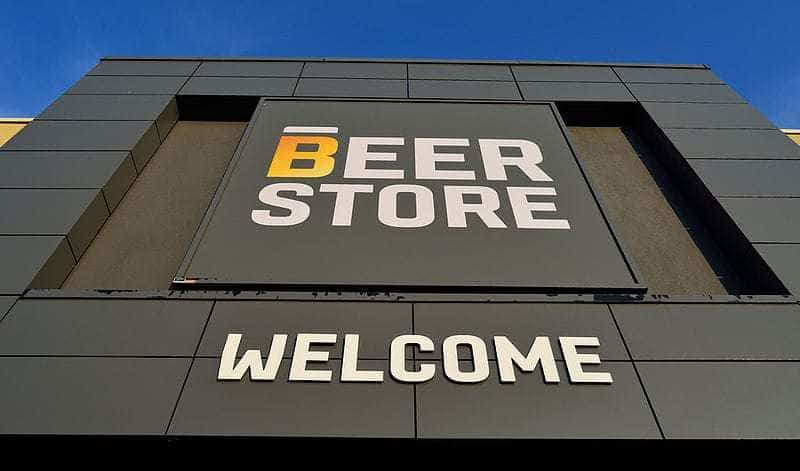 Mobile Ordering - The Beer Store