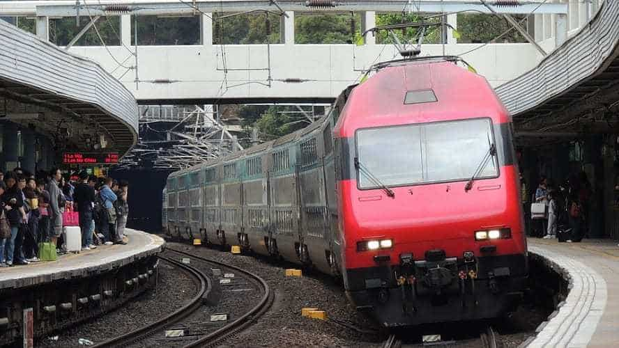 QR Code Based Payments - Hong Kong Rail