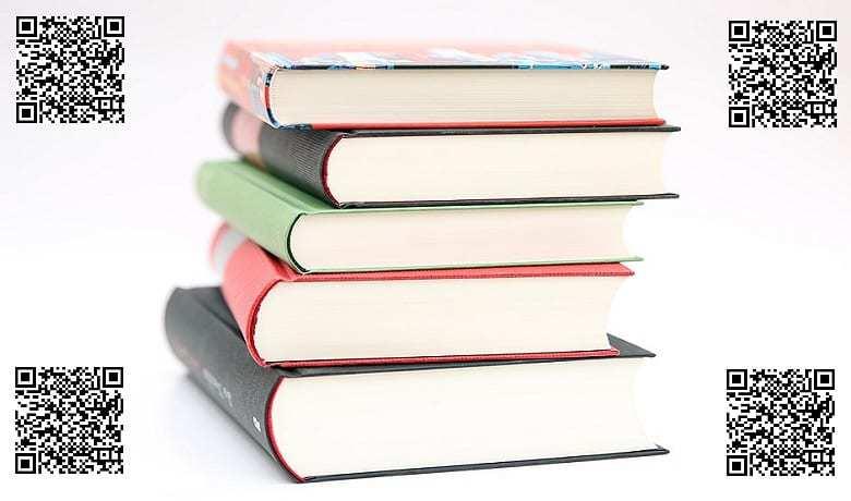 QR Codes for Textbooks - School Textbooks