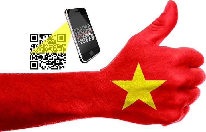 UnionPay QR Code Payments - Vietnam