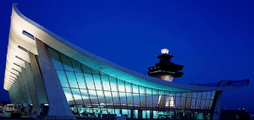 Facial Recognition Technology at Airport - Dulles Airport