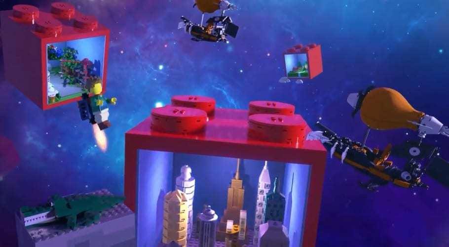 Sandbox mobile game - LEGO CUBE - Youtube