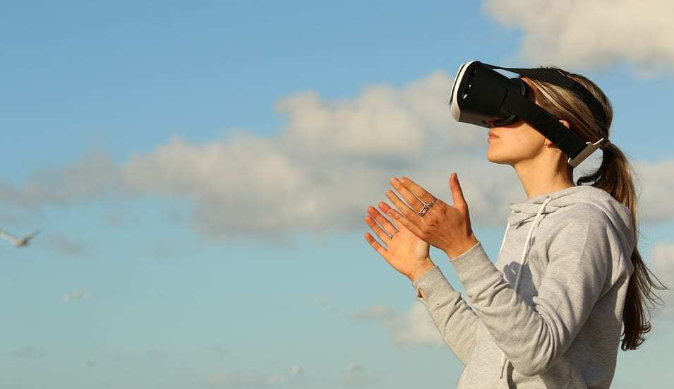 Virtual Reality - Looking to the Future - VR Headset