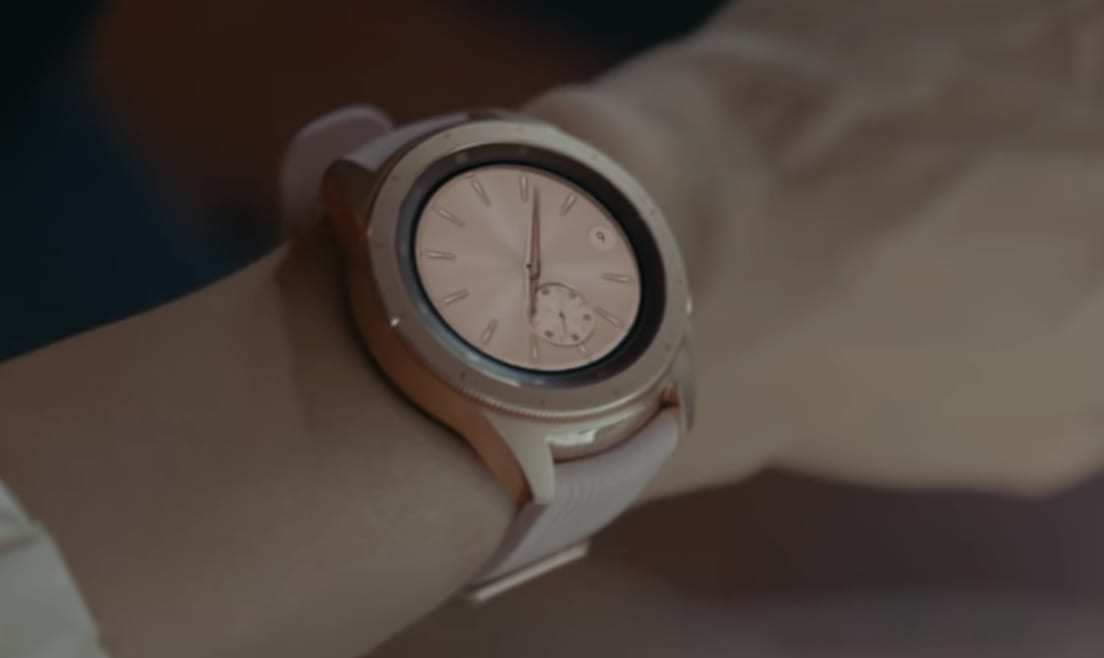 HSBC Wearable Technology - Samsung Galaxy Watch Official YouTube