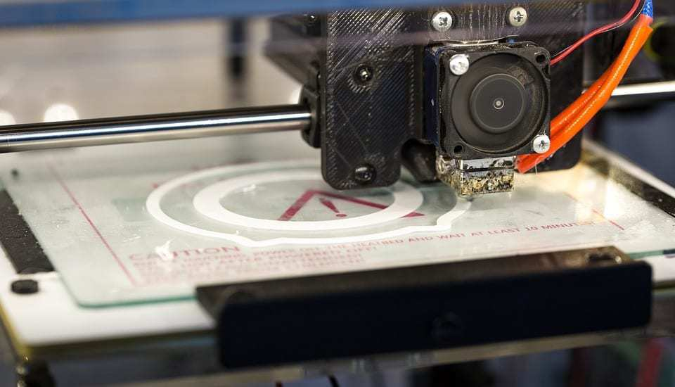 QR Codes - 3D Printing Machine