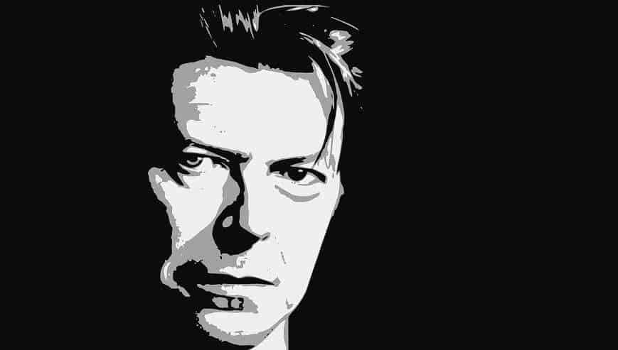Augmented Reality App Experience - David Bowie