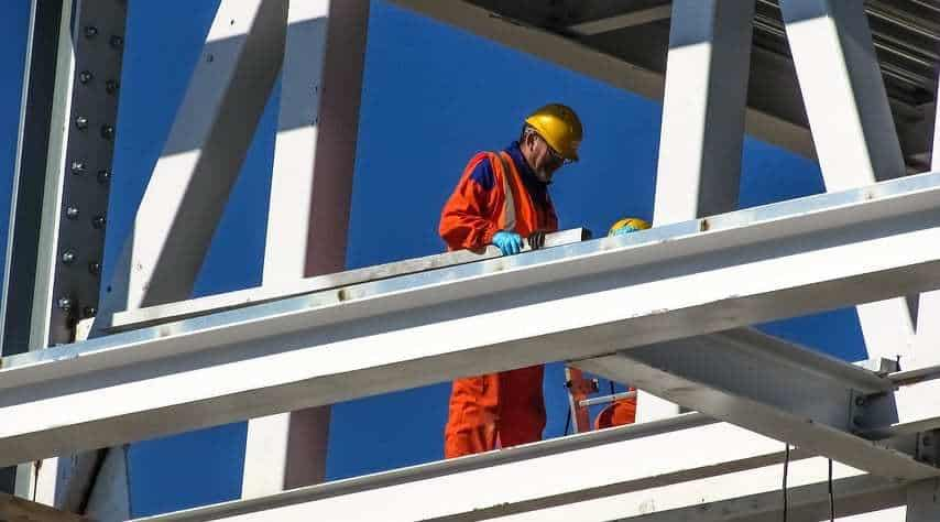 IoT Wearable Device - Construction Site - Construction Workers