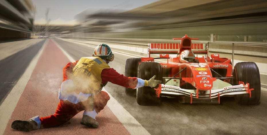 Formula 1 VR - Formula 1 Racing