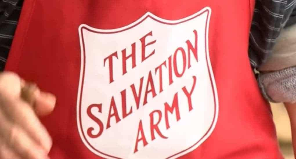The Salvation Army - Red Kettle Campaign - WSLS 10 News YouTube