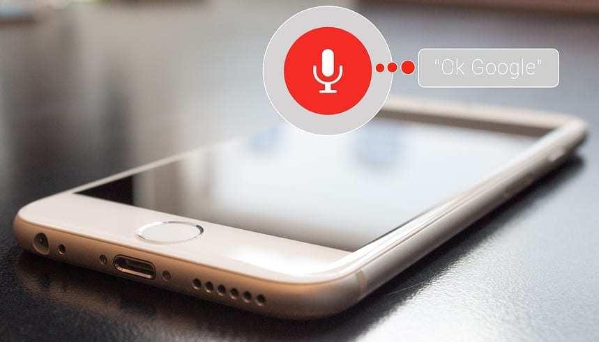 Google Assistant - OK Google - Smartphone