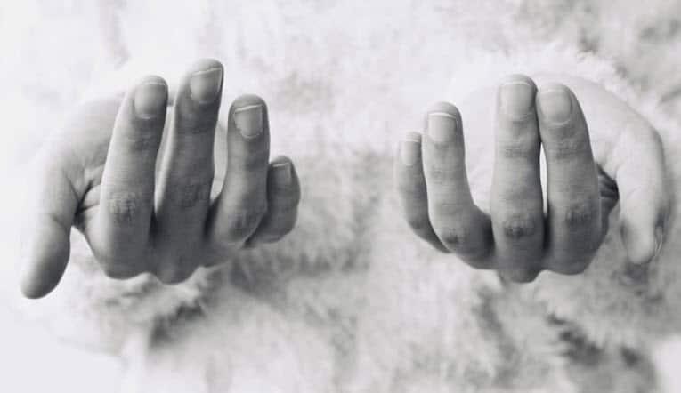 IBM wearable technology fingernails