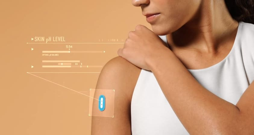 L'Oreal wearable technology - My Skin Patch PH - L'Oreal USA YouTube