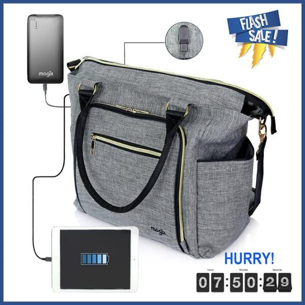 smart baby bag
