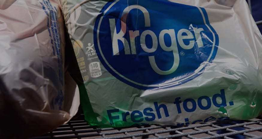 Kroger Pay - Kroger shopping bag - Wochit Tech YouTube