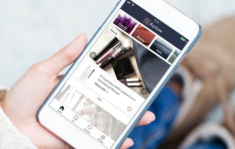 Q Anytime App - QVC mobile video shopping app