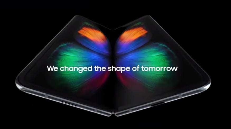 Samsung Galaxy Fold - Samsung YouTube