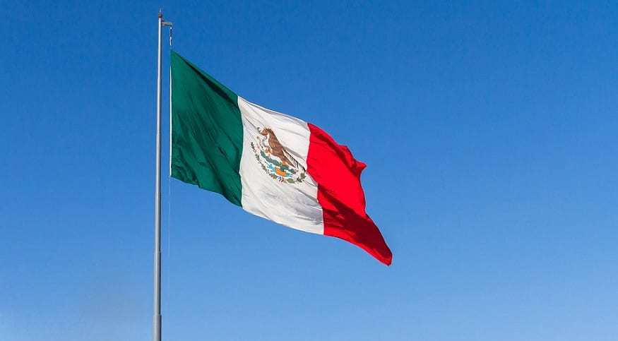 Amazon mobile payments- Mexican Flag