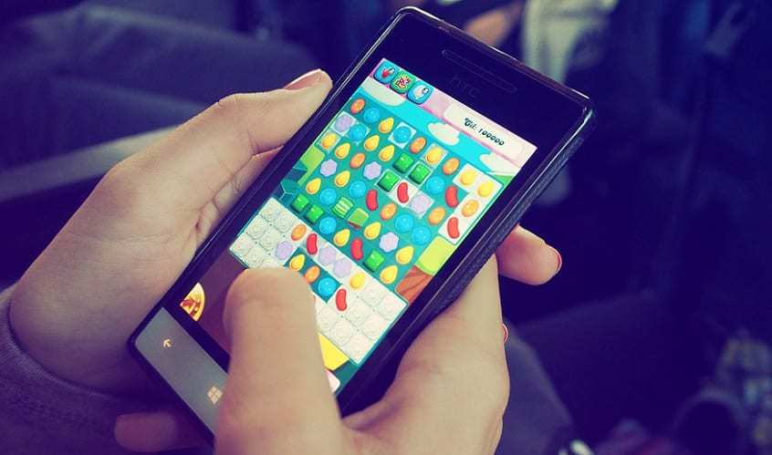 Mobile Games - Candy Crush Games