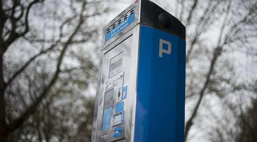 HonkMobile - Parking Meter