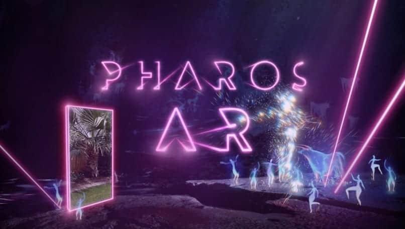PHAROS AR - AR expeirience - Google & Childish Gambino