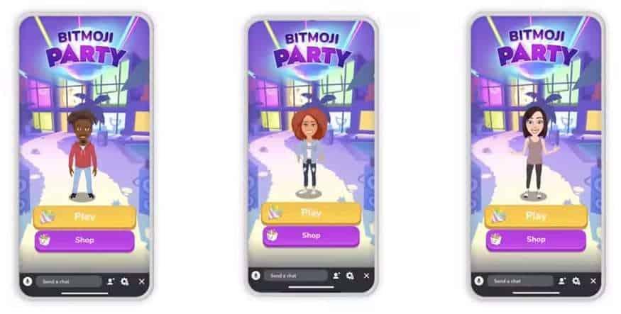 Snapchat mobile gaming - Snap Games - YouTube