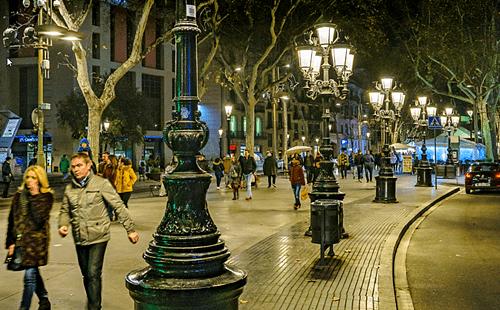 La Rambla Spain
