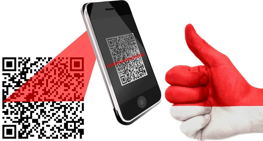 National QR Code Payments Standard Launched in Indonesia